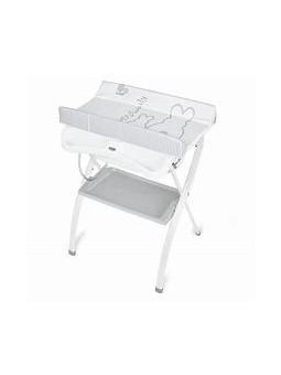 Cubeta anatómica con doble posición,, acostado y sentado. Compartimentos. Plegado compacto